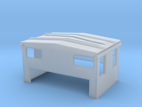 EV Cupola SLSF 1285-1292 in Smooth Fine Detail Plastic