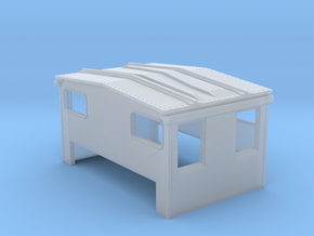 EV Cupola SLSF 1275-1284 in Smooth Fine Detail Plastic
