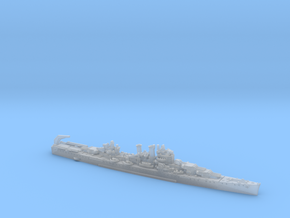 USN CA45 Wichita [1942] in Smooth Fine Detail Plastic: 1:1800