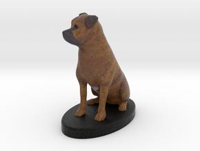 9239 - Parker - Figurine-meters in Full Color Sandstone