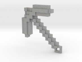 Minecraft - Pickaxe in Aluminum