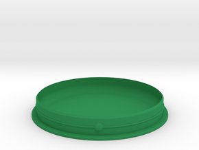The RepairWare Lid in Green Strong & Flexible Polished