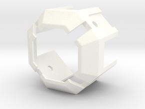 Malice Pommel sleeve in White Processed Versatile Plastic