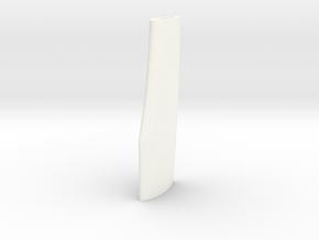 Mirai Kuriyama Blood Sword 4 in White Strong & Flexible Polished
