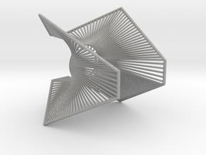 A lamp - Enneper in Aluminum