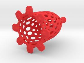 Sink Catch 3.0 in Red Processed Versatile Plastic