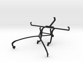NVIDIA SHIELD controller 2014 & BLU Studio 5.5C in Black Strong & Flexible
