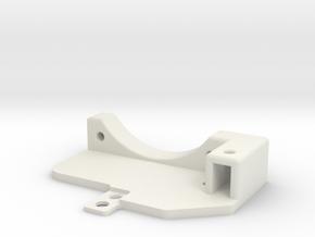 Awesomatix - Cooling Fan Holder (40mm) in White Natural Versatile Plastic
