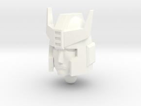Prowl 18mm 1-52 Klik-b 4mm in White Processed Versatile Plastic