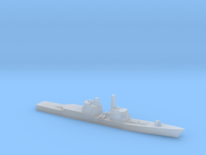 Strike Cruiser MK I Modernized, 1/2400 in Smooth Fine Detail Plastic