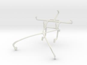 Controller mount for Shield 2015 & Unnecto Quattro in White Natural Versatile Plastic