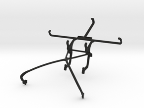NVIDIA SHIELD 2014 controller & ZTE Boost MAX+ - F in Black Natural Versatile Plastic