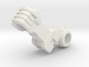 Desktop Army B101 Silphy R Arm in White Natural Versatile Plastic
