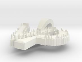 Model-85e54e504ec4462d5fd5ae561213c739 in White Natural Versatile Plastic