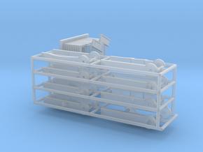 Minigolf - 1:220 (Z scale) in Smooth Fine Detail Plastic