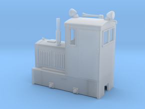 Industrial model locomotive DL2 On18 1/48 9mm (ナロー in Smooth Fine Detail Plastic