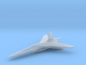 R-103 Delphinus Scale model in Smooth Fine Detail Plastic