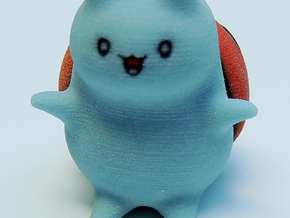 """Catbug - 1.5"""" tall in Full Color Sandstone"""