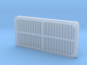 Lüftungsgitter Re425 BLS ScaleTT in Smooth Fine Detail Plastic