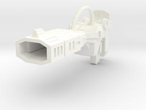 Astro Magnum MP-Scale in White Processed Versatile Plastic