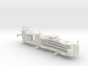 L&YR Class 28 - EM Chassis  in White Strong & Flexible