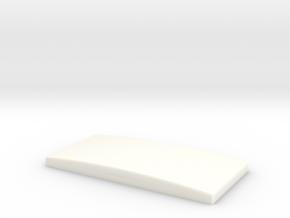 Ibanez BTB686SC Ramp in White Processed Versatile Plastic