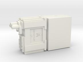 Hengstler Counter Case in White Natural Versatile Plastic