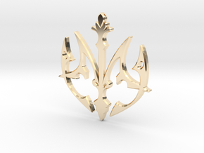 Necklace request in 14k Gold Plated Brass