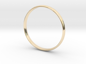 Ring Size 12.5 Design 3 in 14K Yellow Gold
