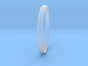 Ring Size 13 Design 3 in Smooth Fine Detail Plastic