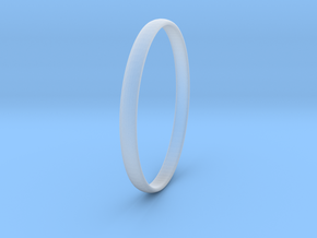 Ring Size 12 Design 4 in Smooth Fine Detail Plastic