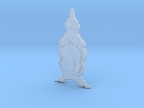 "Stern Ornament ""Shield XXX"" for Kolderstok 1:72 Ba in Smooth Fine Detail Plastic"