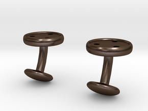 Standard by Emorej  in Polished Bronze Steel