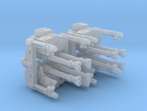 deAgo Laser Cannon FiberOptics V3 2x in Frosted Ultra Detail