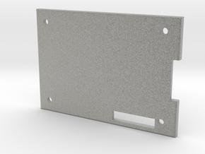 B200 Mini Case Bottom V4 in Metallic Plastic