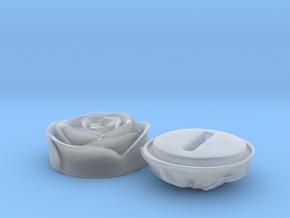 SHOSHANA ring box in Smooth Fine Detail Plastic
