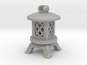 Japanese Stone Lantern A: Tritium (All Materials) in Aluminum