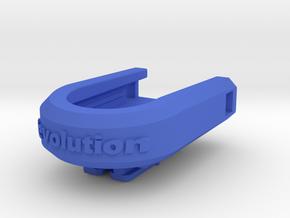 IONAir CamLOCK Contour T-Rail Adapter in Blue Processed Versatile Plastic