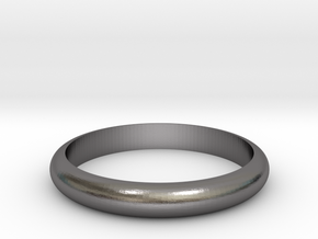 Ring 18mm in Polished Nickel Steel