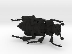 American burying beetle in Black Strong & Flexible