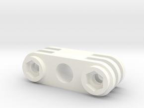 GoPro-SP360 in White Processed Versatile Plastic