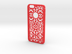 Arabesque 1 in Red Strong & Flexible Polished
