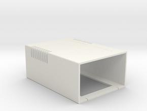 UNISDISK Air 20 Top in White Natural Versatile Plastic