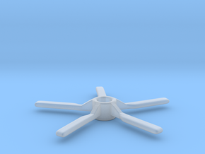 Dinky Sea King Tail Rotor  in Smooth Fine Detail Plastic