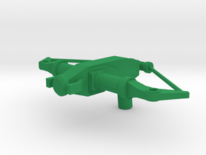 MiniFig NK Crossbow in Green Processed Versatile Plastic