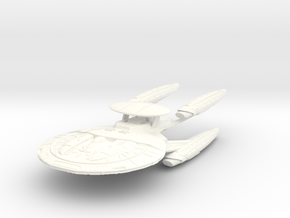 Griffin Class B Refit FastDestroyer in White Processed Versatile Plastic