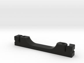 Splitboard Toe Piece Snap  1.3 8.70(0) in Black Natural Versatile Plastic