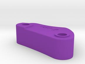 151 Delta Standoff R R3.0 in Purple Processed Versatile Plastic
