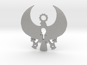 Heru Pendant: 3 Keys of Life in Aluminum