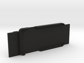 In Car iPhone Dock (Type III) in Black Natural Versatile Plastic